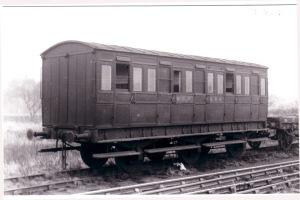 05071 C & R Colliery Ex Maryport & Carlisle 6 wheeler 15-5-1952