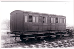 05071 C & R Colliery Ex Maryport & Carlisle 6 wheeler 15-5-1952