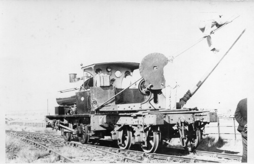 5527 - Neilson with MR Crane