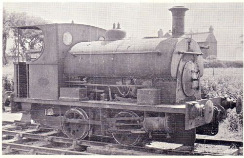 Peckett Lance from Warrington