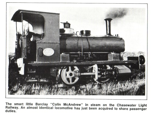 C Mac Railway Forum Aut 1972