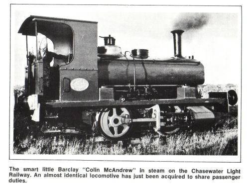 C Mac Railway Forum Aut 1972