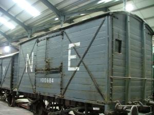 North-Eastern Box Van