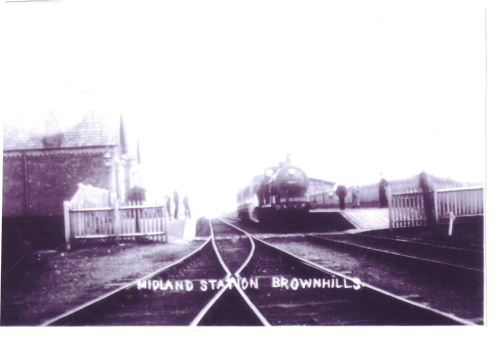 05291 Midland Station, Brownhills