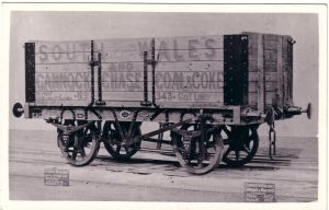 05371 S.Wales & C.Chase coal wagon