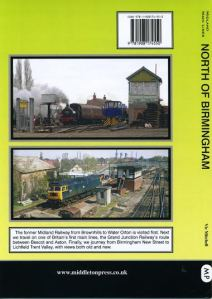 New Book - Chasewater Pic