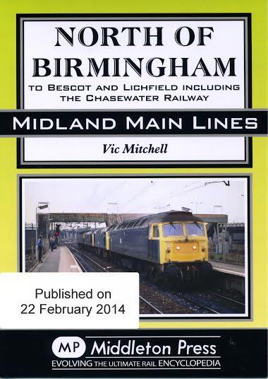 New Book North Of Birmingham