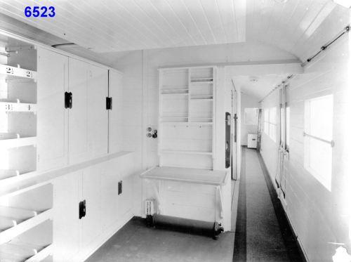Pharmacy - Ambulance Train No. 20 GER Sept 1915