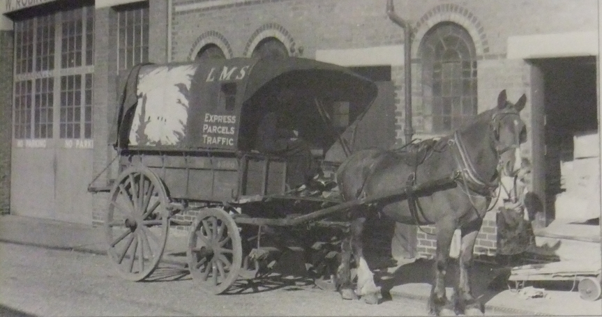 LMS Horse Drawn Van