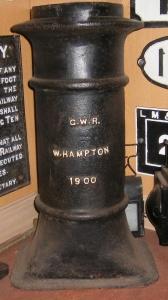 691 GWR Chimney no number