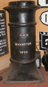 691 GWR Chimney no number