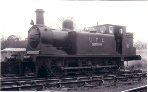 05053 No.9 Cannock Wood 0-6-0T LBSC Rly 1877 C & R