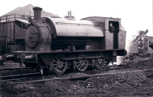 05212 Carol Ann No.5 HE 0-6-0ST1821-1936 Holly Bank