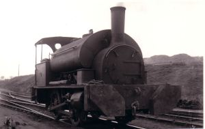 05272 Neilson No.11 0-4-0ST 2937-1882 Chasewater Alfred Paget