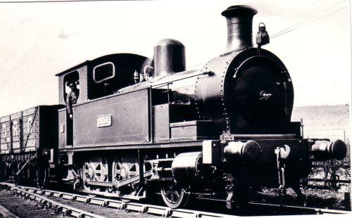 05040 No.7 Birch 2-4-0T Bt Rawnsley 1888 C & R