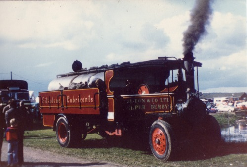 5470 - Steam Lorry - 1