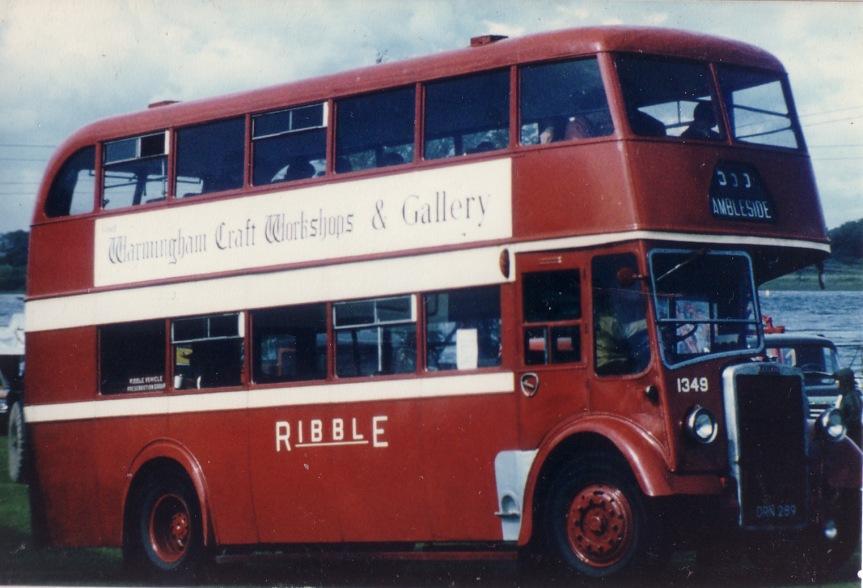 5474 - Ribble Bus