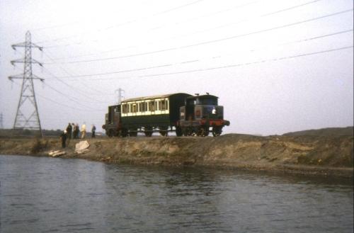 Causeway April 1971