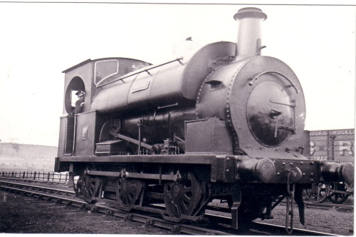 05001 No.1 Marquis 0-6-0ST Lilleshall 1867 new