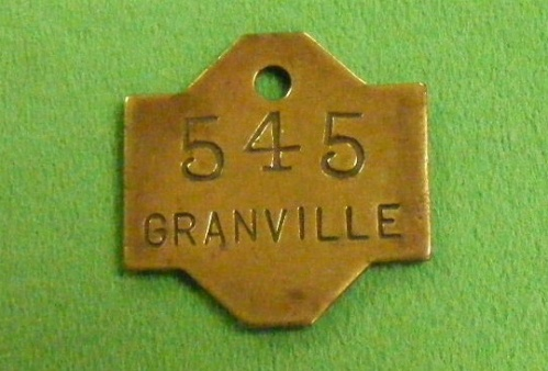 Granvill Salop 545