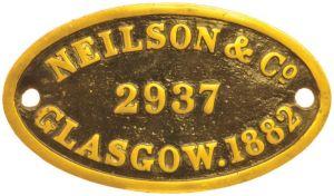 Neilson plate & info