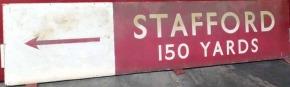 Stafford 150 Yards