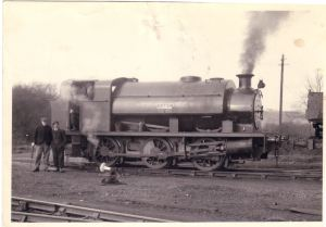 05420 Tony 0-6-0ST HL 3460-1921 Hawkins-CCC-W.Wood 1959