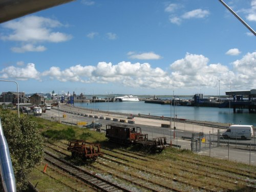 Inner harbour & Marshalling yard