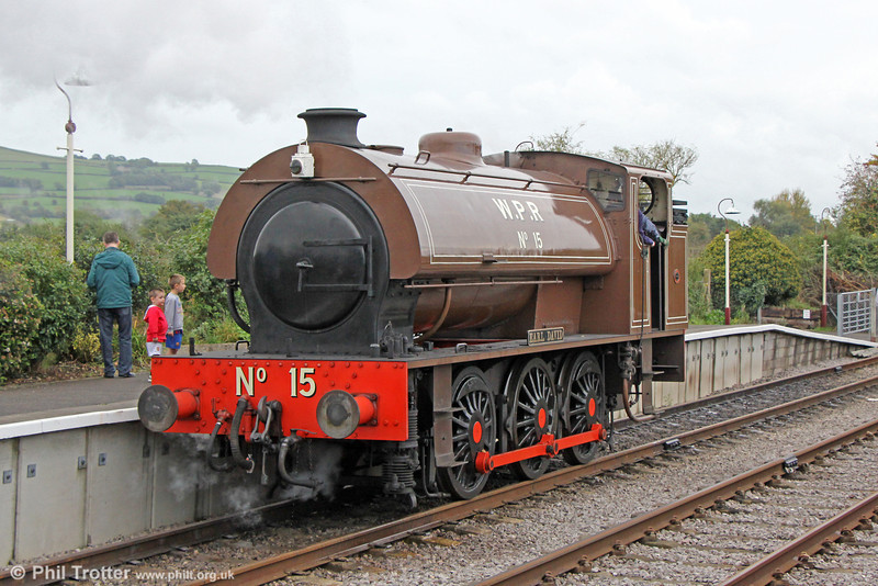 Wemyss No.15 Lined Phil Trotter