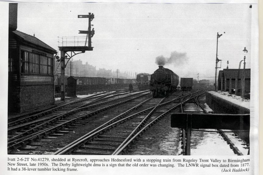 Rails around Walsall - John Boyton -5