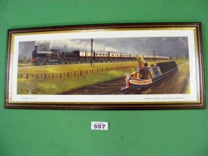 997Picture Travel in 1875 C. Hamilton Ellis W4