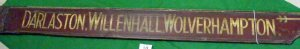 10Finger board LMS Darlaston, Willenhall, Wolverhampton LMS R1.S3