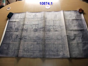 10874Tube Drawing of loco Barclay Drawer 15