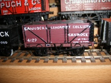 852 Coal wagon Cannock Leacroft C13