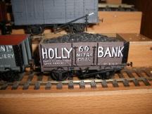 854 Coal wagon Holly Bank 69 C13