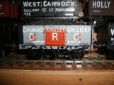 858 Coal wagon Cannock & Rugeley Colliery C13