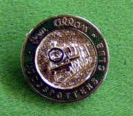 1116 Badge Loco-Spotters Club Badge C17