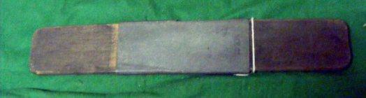 211 Splint Wooden splint with zinc wrap from first aid kit R4.S3
