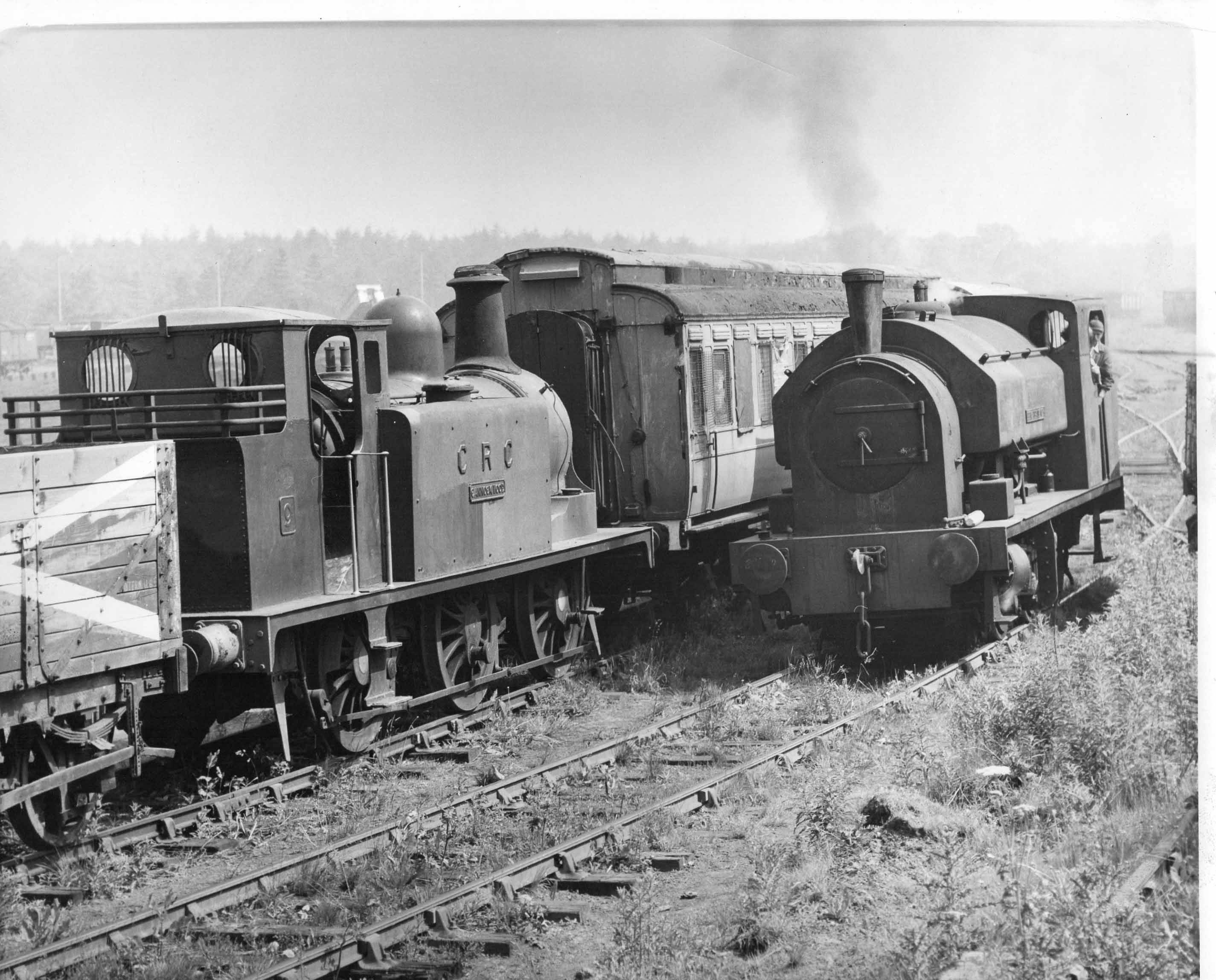 Railway Preservation Society (WM Div), later Chasewater